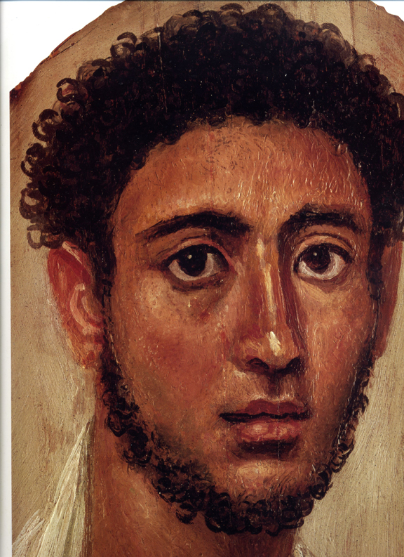 Student Post The Fayum Portraits The Chronicle