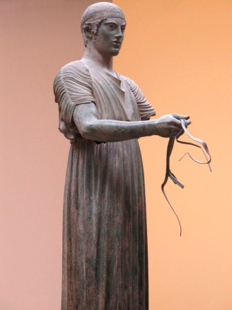 The Bronze Charioteer